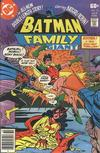 Cover for The Batman Family (DC, 1975 series) #14