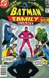 Cover for The Batman Family (DC, 1975 series) #16