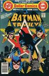 Cover for The Batman Family (DC, 1975 series) #17