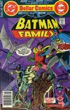 Cover for The Batman Family (DC, 1975 series) #18