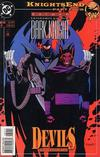Cover for Batman: Legends of the Dark Knight (DC, 1992 series) #62 [Direct Sales]