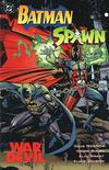 Cover for Batman-Spawn: War Devil (DC, 1994 series)