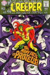 Cover for Beware the Creeper (DC, 1968 series) #2