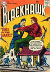 Cover for Blackhawk (DC, 1957 series) #110