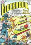 Cover for Blackhawk (DC, 1957 series) #121