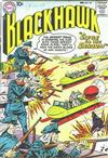 Cover for Blackhawk (DC, 1957 series) #121