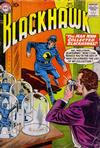 Cover for Blackhawk (DC, 1957 series) #126