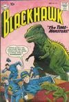 Cover for Blackhawk (DC, 1957 series) #143