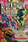 Cover for Blackhawk (DC, 1957 series) #147