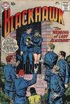 Cover for Blackhawk (DC, 1957 series) #155