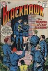 Cover for Blackhawk (DC, 1957 series) #155
