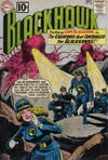 Cover for Blackhawk (DC, 1957 series) #166