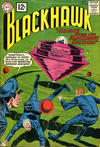 Cover for Blackhawk (DC, 1957 series) #168