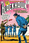 Cover for Blackhawk (DC, 1957 series) #196