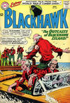 Cover for Blackhawk (DC, 1957 series) #202