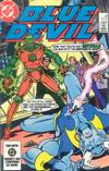 Cover for Blue Devil (DC, 1984 series) #3 [Direct Edition]