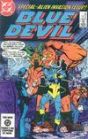 Cover for Blue Devil (DC, 1984 series) #6 [Direct]