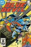 Cover for Blue Devil (DC, 1984 series) #8 [Direct Edition]