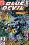 Cover for Blue Devil (DC, 1984 series) #9 [Direct]