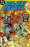 Cover for Blue Devil (DC, 1984 series) #10 [Direct]