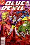 Cover for Blue Devil (DC, 1984 series) #11 [Newsstand]