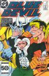 Cover for Blue Devil (DC, 1984 series) #16 [Direct]