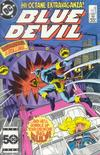 Cover Thumbnail for Blue Devil (1984 series) #21 [Direct]