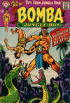 Cover for Bomba the Jungle Boy (DC, 1967 series) #2