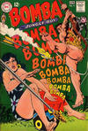 Cover for Bomba the Jungle Boy (DC, 1967 series) #4