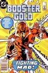 Cover Thumbnail for Booster Gold (1986 series) #3 [Newsstand]