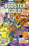 Cover for Booster Gold (DC, 1986 series) #4 [Newsstand]