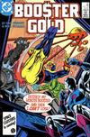 Cover for Booster Gold (DC, 1986 series) #10 [Direct]