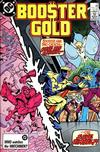 Cover Thumbnail for Booster Gold (1986 series) #21 [Direct]