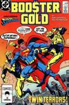 Cover for Booster Gold (DC, 1986 series) #23 [Direct]