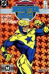 Cover for Booster Gold (DC, 1986 series) #25 [Direct]