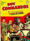 Cover for Boy Commandos (DC, 1942 series) #11