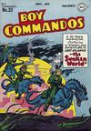 Cover for Boy Commandos (DC, 1942 series) #23