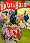 Cover for The Brave and the Bold (DC, 1955 series) #1