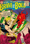 Cover for The Brave and the Bold (DC, 1955 series) #2