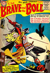 Cover for The Brave and the Bold (DC, 1955 series) #4