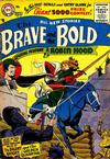 Cover for The Brave and the Bold (DC, 1955 series) #8