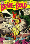 Cover for The Brave and the Bold (DC, 1955 series) #13