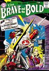 Cover for The Brave and the Bold (DC, 1955 series) #20
