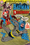 Cover for The Brave and the Bold (DC, 1955 series) #86