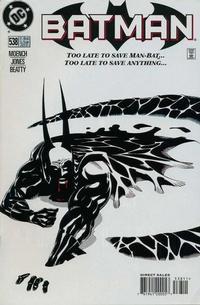 Cover Thumbnail for Batman (DC, 1940 series) #538