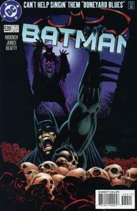 Cover Thumbnail for Batman (DC, 1940 series) #539