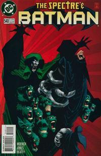 Cover Thumbnail for Batman (DC, 1940 series) #540