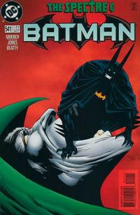 Cover Thumbnail for Batman (DC, 1940 series) #541