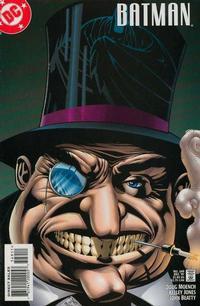 Cover Thumbnail for Batman (DC, 1940 series) #549