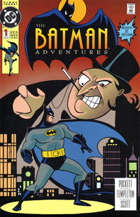 Cover Thumbnail for The Batman Adventures (DC, 1992 series) #1